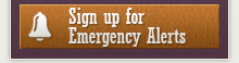 sign up for emergency alert